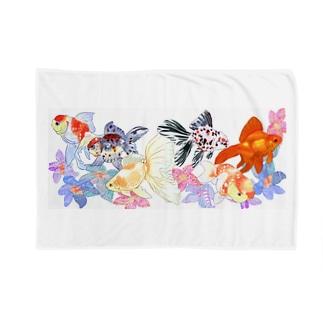 桜東錦たち Blankets