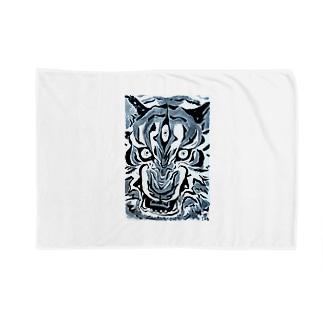 破魔虎 Blankets