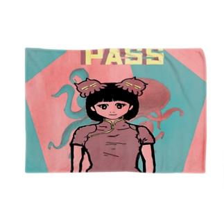五角(合格)オクトパス(pass)2 Blanket