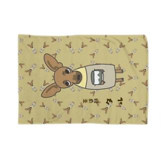 茶道部〜タルさん Blanket