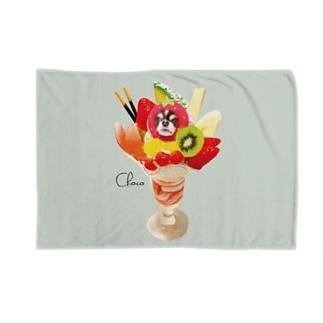 チャイナクレイ Blankets