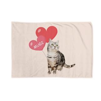 ベビーピンク Blankets
