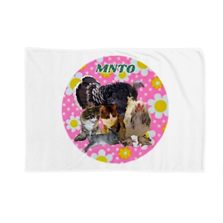 mntoつくね仲間入りver Blankets