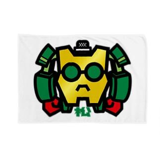 パ紋No.2839 松 Blankets