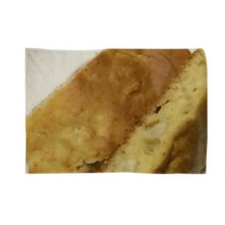 白豆の焼きケーキ Blankets