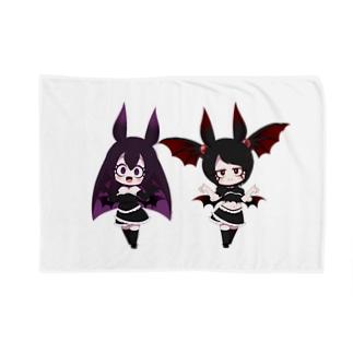 ピピスト・レローズ Blankets