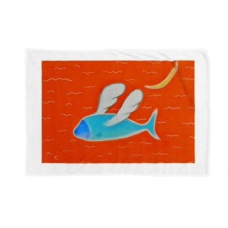 天使を夢見る魚 Blankets