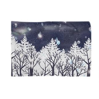 雪の輝き Blankets