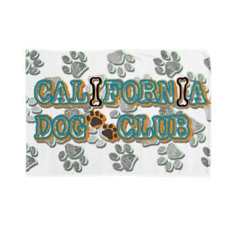 CALIFORNIA DOG CLUB Blankets