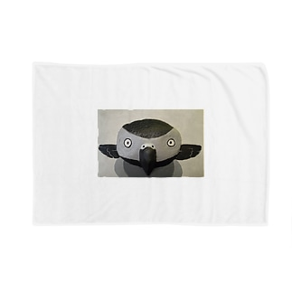 モノトーン・ヨウム Blankets