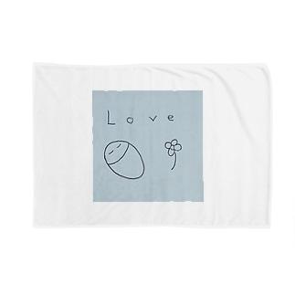 おやすみ baby Blankets