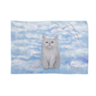 ペルシャ猫とハツカネズミ Blankets