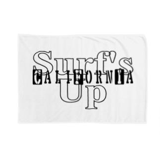 Surf's Up Blanket
