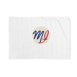 モストアイNewロゴ Blankets