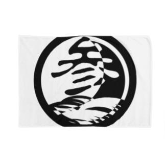 〇参壱吾(黒柄) Blankets