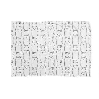 いっぱいの犬 Blankets