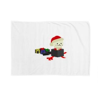 らぼりんをプレゼント Blankets