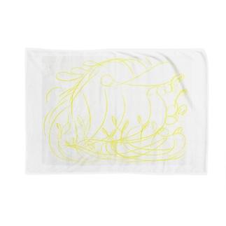 ひよひよ(ぴよぴよ・ひよこ) Blankets