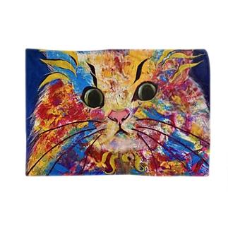 Gemstone Cat Blankets