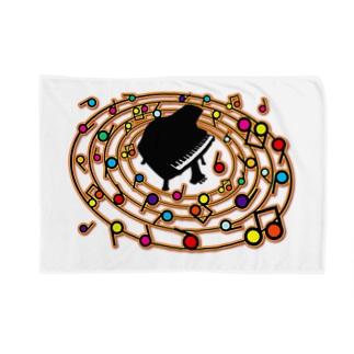 Loop_the_Loop Blankets