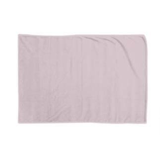 日本の伝統色 0004 鴇鼠 ときねず Blankets