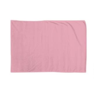 日本の伝統色 0013 鴇色 ときいろ Blankets