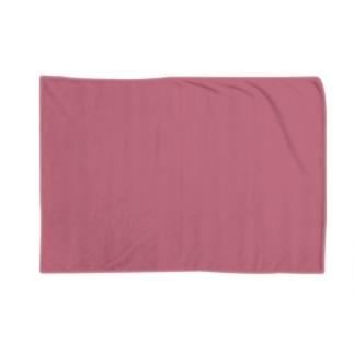 日本の伝統色 0025 長春色 ちょうしゅんいろ Blankets