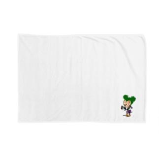 ヒャッハー!!(ジョーカー) Blankets
