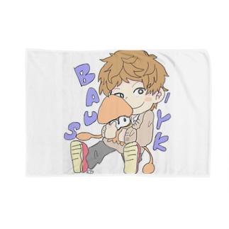 BAUS-YK『こーすけ』 Blankets