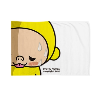 冷や汗ブランケット Blankets