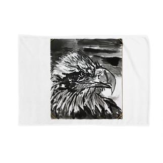 天空を司る鳥の王者【鷲】 Blankets