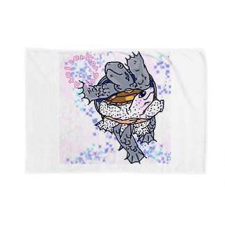 亀ラブ亀乱舞 Blankets