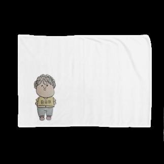 shi☺︎ shopのへいちゃん Blankets