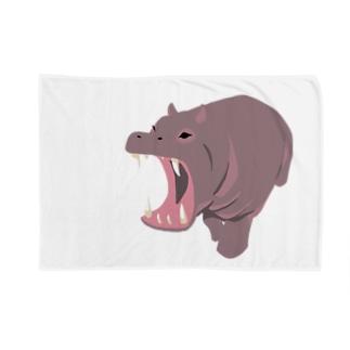 かば Blankets