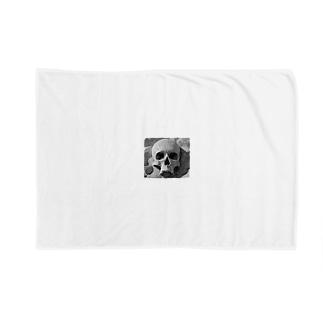 the  skull Blankets