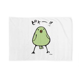 ピャー Blankets