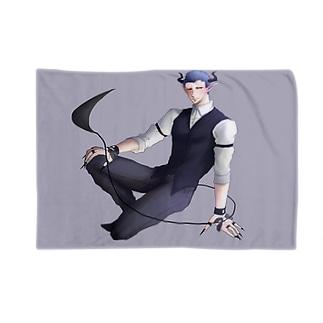メフィスト・フェレス Blankets