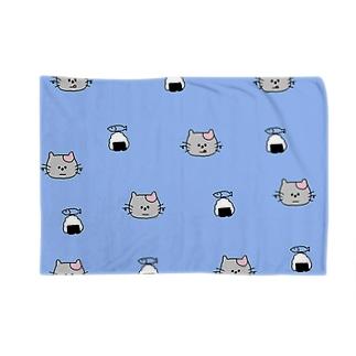 ハッピーねこちゃん Blankets