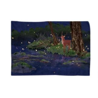 蛍 Blankets