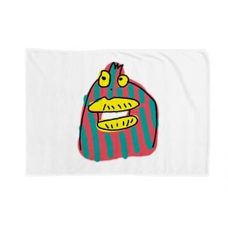 変な生き物 Blankets