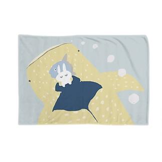 irusuの海でおやすみ Blankets