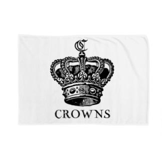 CROWNSブランケット Blankets