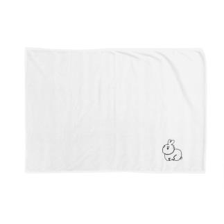 うさぎ Blankets