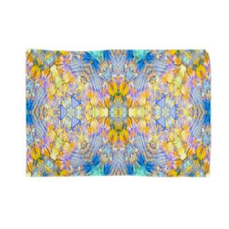 The Stone Flower Blankets
