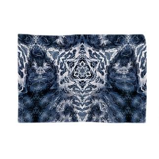 波模様/カラー03 Blankets