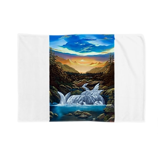 極北の流れ Blankets