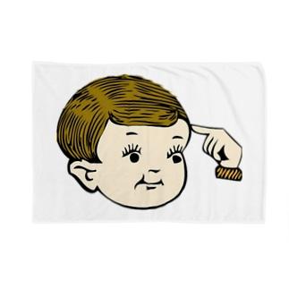 男の子 Blankets