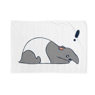ばく Blankets