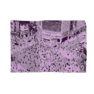 私の渋谷。 Blankets