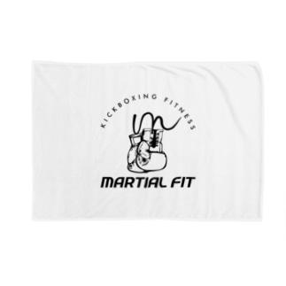 MARTIALFIT Blankets